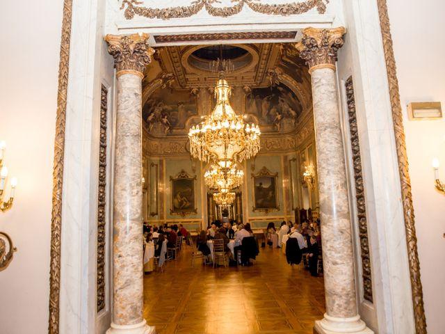 La boda de Alberto y Sandra en Madrid, Madrid 50