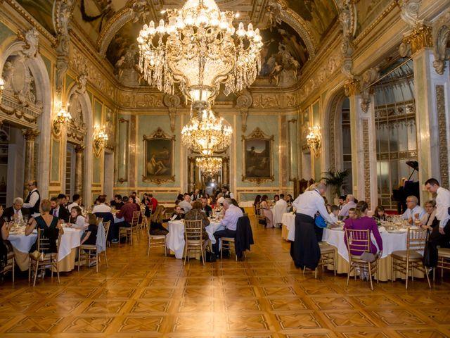 La boda de Alberto y Sandra en Madrid, Madrid 52