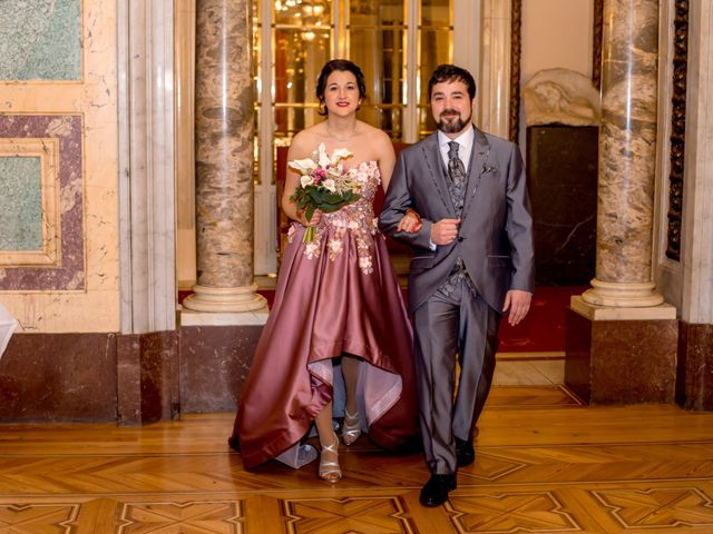 La boda de Alberto y Sandra en Madrid, Madrid 54