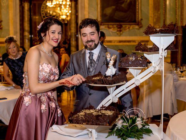 La boda de Alberto y Sandra en Madrid, Madrid 56