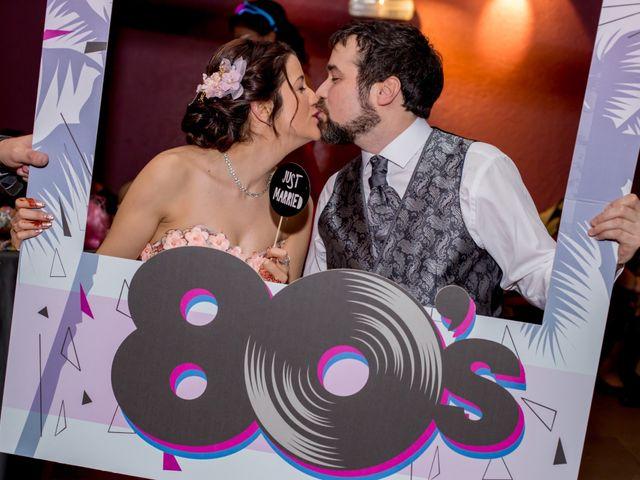 La boda de Alberto y Sandra en Madrid, Madrid 61