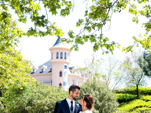 La boda de Sandra y Gabriel en Illescas, Toledo 13