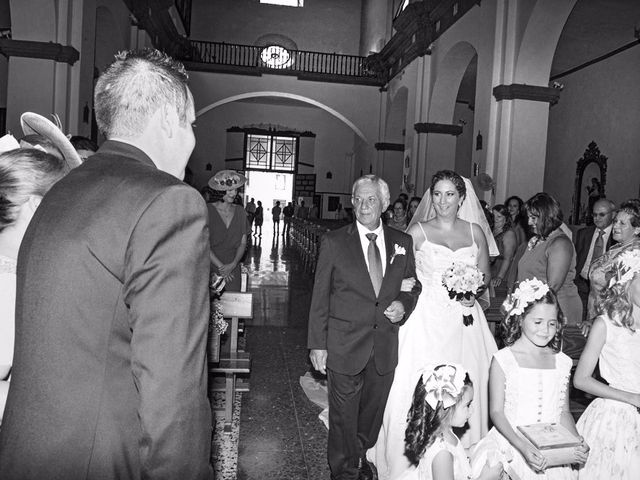 La boda de Manolo y Lorena en Velez Malaga, Málaga 6