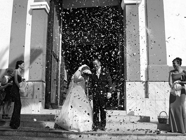 La boda de Manolo y Lorena en Velez Malaga, Málaga 11