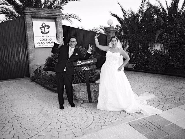 La boda de Manolo y Lorena en Velez Malaga, Málaga 13