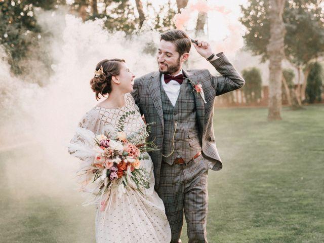 La boda de Georgina y Albano
