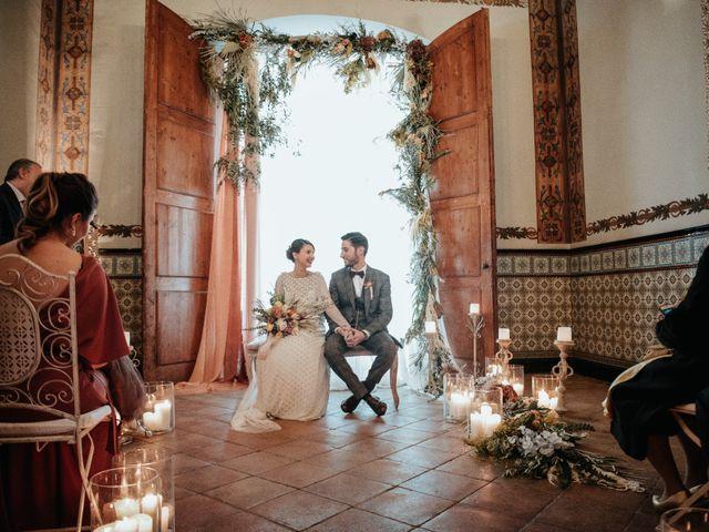 La boda de Albano y Georgina en Sant Cugat Del Valles, Barcelona 2