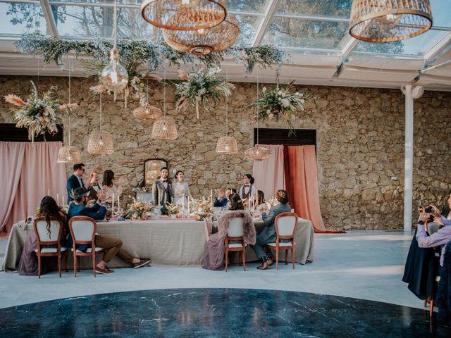 La boda de Albano y Georgina en Sant Cugat Del Valles, Barcelona 54
