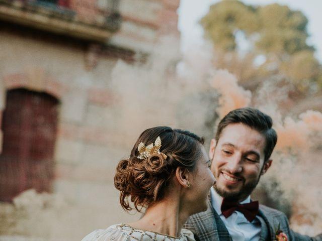 La boda de Albano y Georgina en Sant Cugat Del Valles, Barcelona 63