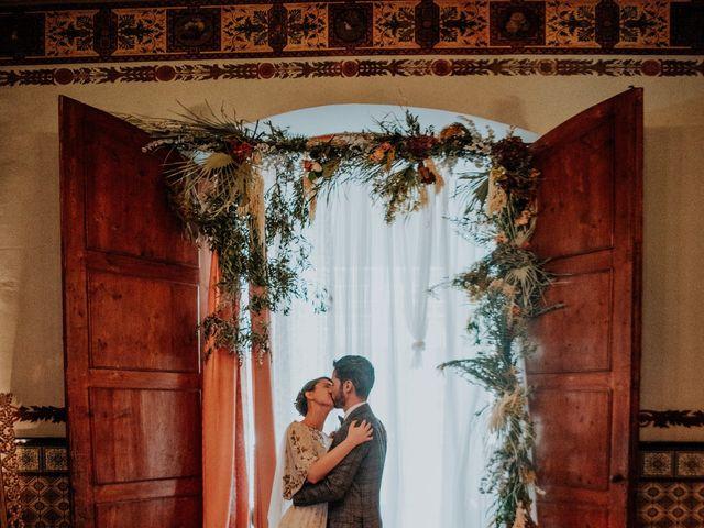 La boda de Albano y Georgina en Sant Cugat Del Valles, Barcelona 78