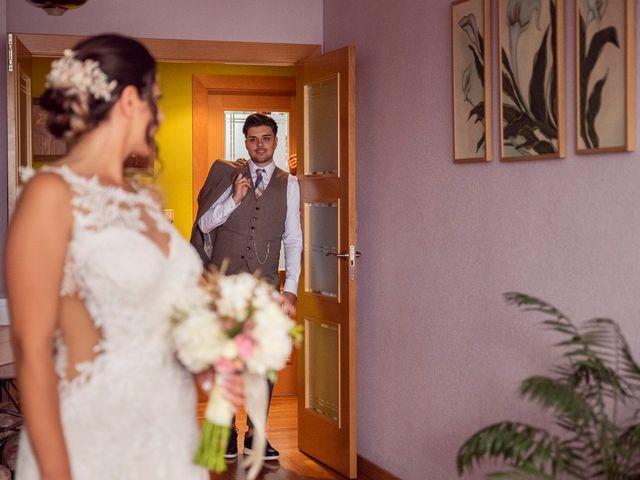 La boda de Rubén y Ainhoa en La Virgen Del Camino, León 19