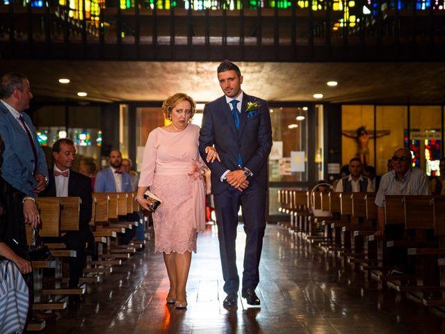 La boda de Rubén y Ainhoa en La Virgen Del Camino, León 21