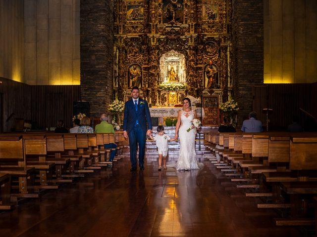 La boda de Rubén y Ainhoa en La Virgen Del Camino, León 34