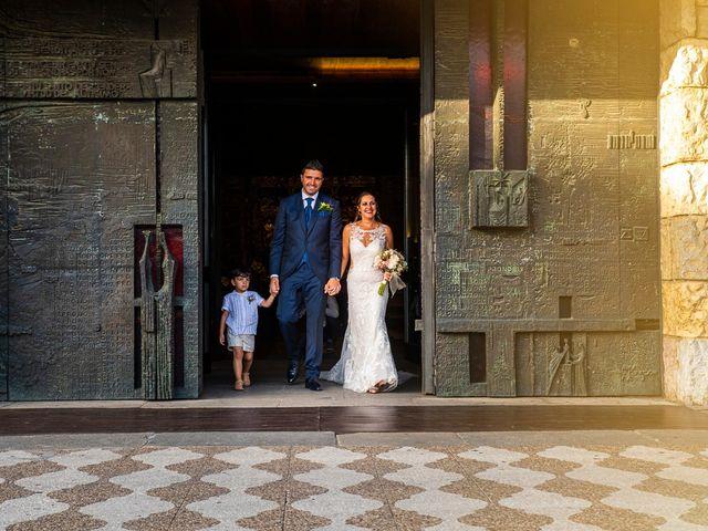 La boda de Rubén y Ainhoa en La Virgen Del Camino, León 37