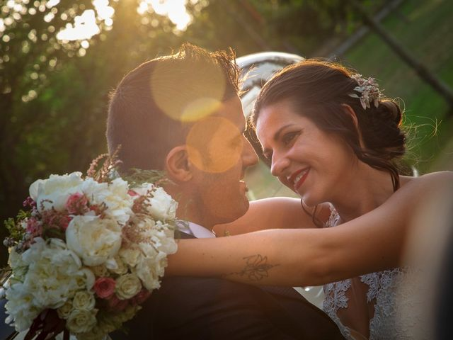 La boda de Ainhoa y Rubén