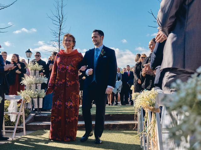 La boda de David y Juani en Miraflores De La Sierra, Madrid 11