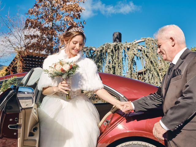 La boda de David y Juani en Miraflores De La Sierra, Madrid 12