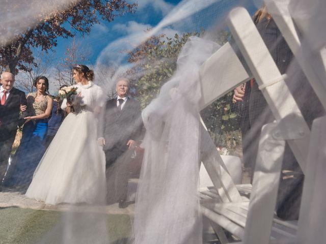 La boda de David y Juani en Miraflores De La Sierra, Madrid 13