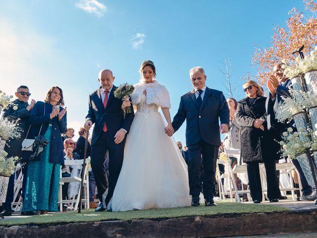 La boda de David y Juani en Miraflores De La Sierra, Madrid 14
