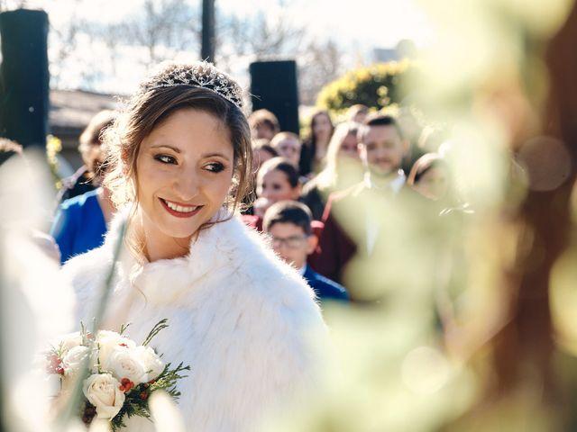 La boda de David y Juani en Miraflores De La Sierra, Madrid 16