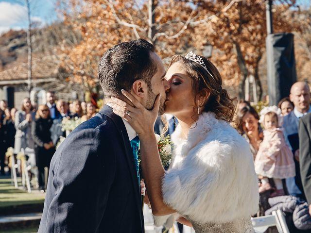 La boda de David y Juani en Miraflores De La Sierra, Madrid 17