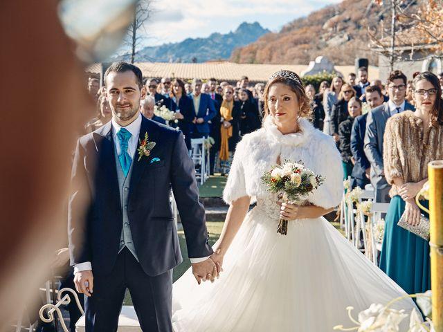 La boda de David y Juani en Miraflores De La Sierra, Madrid 18