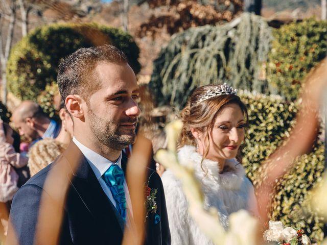 La boda de David y Juani en Miraflores De La Sierra, Madrid 19