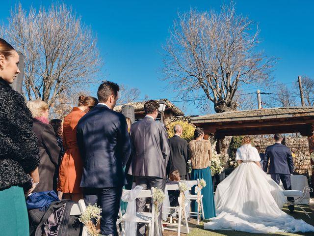 La boda de David y Juani en Miraflores De La Sierra, Madrid 20