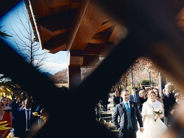 La boda de David y Juani en Miraflores De La Sierra, Madrid 21