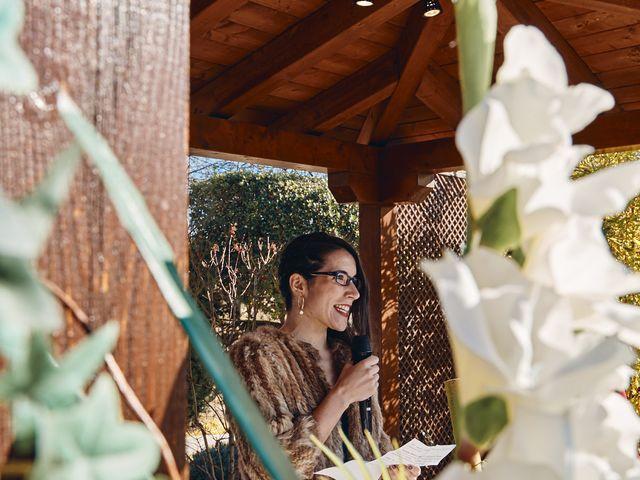 La boda de David y Juani en Miraflores De La Sierra, Madrid 23