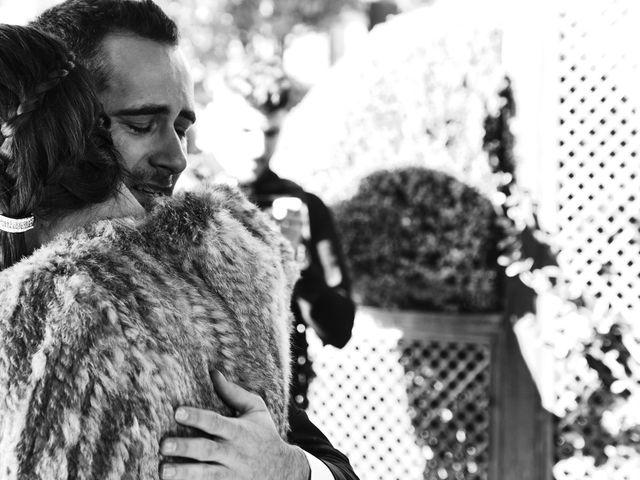 La boda de David y Juani en Miraflores De La Sierra, Madrid 24