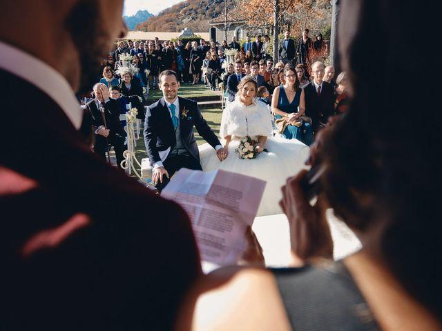 La boda de David y Juani en Miraflores De La Sierra, Madrid 27
