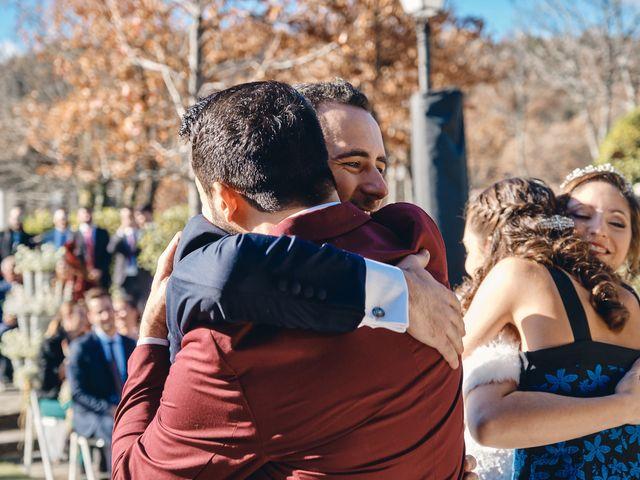 La boda de David y Juani en Miraflores De La Sierra, Madrid 28