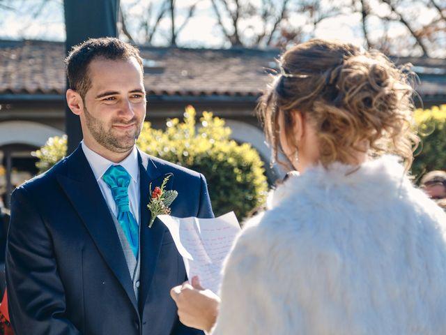 La boda de David y Juani en Miraflores De La Sierra, Madrid 32