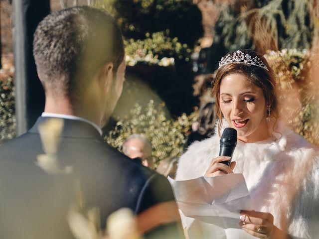 La boda de David y Juani en Miraflores De La Sierra, Madrid 33