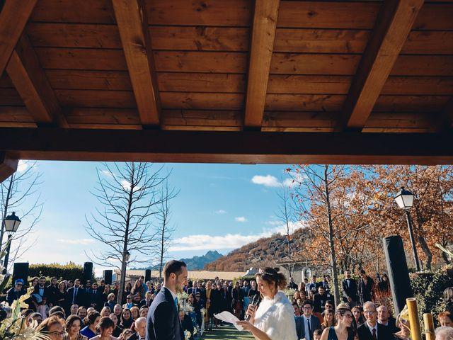 La boda de David y Juani en Miraflores De La Sierra, Madrid 34