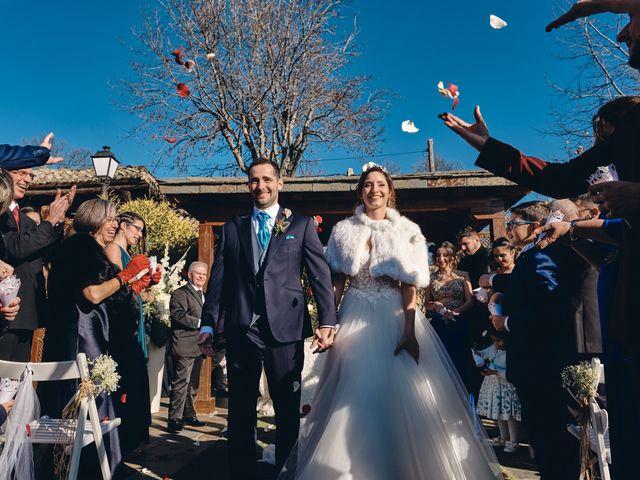 La boda de David y Juani en Miraflores De La Sierra, Madrid 36