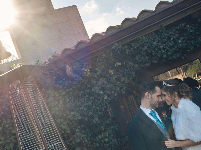 La boda de David y Juani en Miraflores De La Sierra, Madrid 37