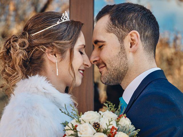 La boda de David y Juani en Miraflores De La Sierra, Madrid 41