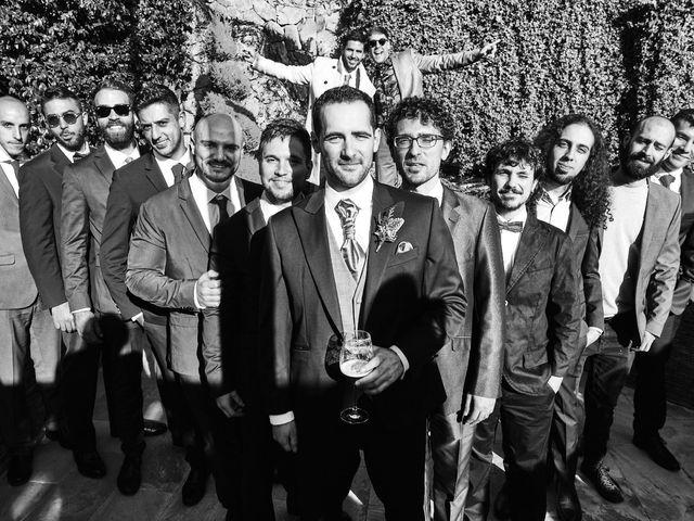 La boda de David y Juani en Miraflores De La Sierra, Madrid 44