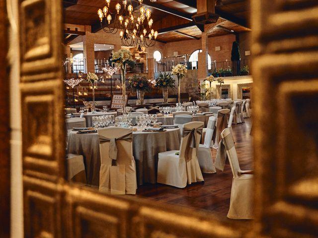 La boda de David y Juani en Miraflores De La Sierra, Madrid 49