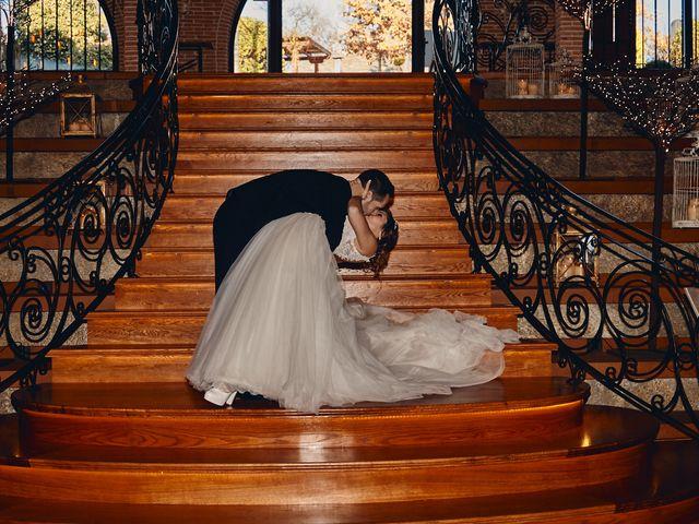 La boda de David y Juani en Miraflores De La Sierra, Madrid 52
