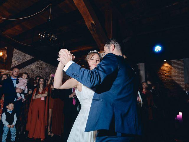 La boda de David y Juani en Miraflores De La Sierra, Madrid 66