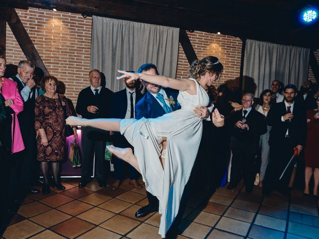 La boda de David y Juani en Miraflores De La Sierra, Madrid 69
