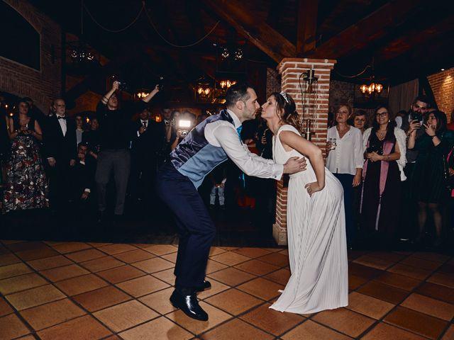 La boda de David y Juani en Miraflores De La Sierra, Madrid 71