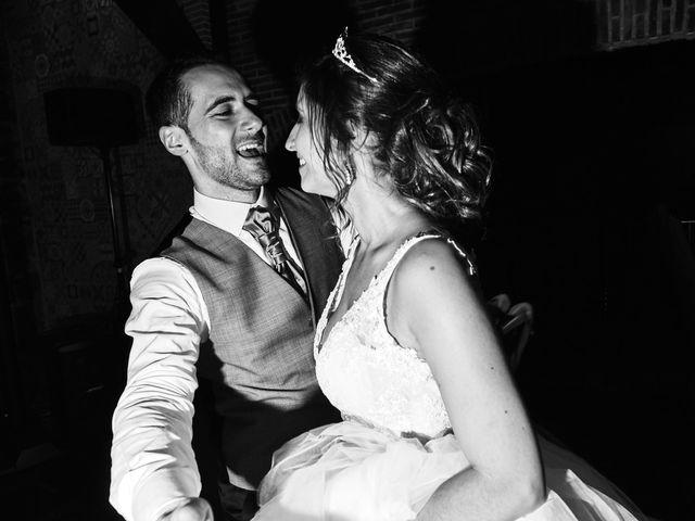 La boda de David y Juani en Miraflores De La Sierra, Madrid 78
