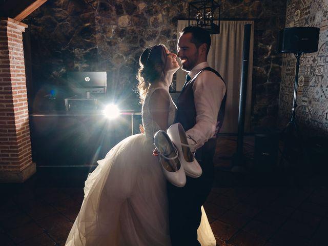 La boda de David y Juani en Miraflores De La Sierra, Madrid 79