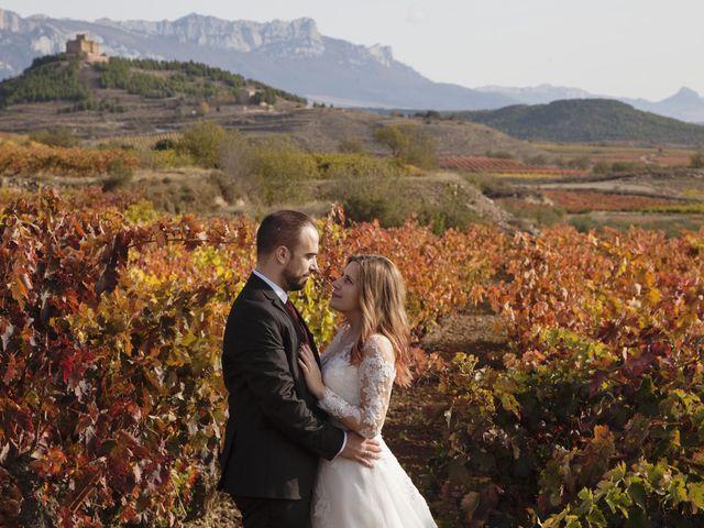 La boda de Roberto y Anna en Logroño, La Rioja 7
