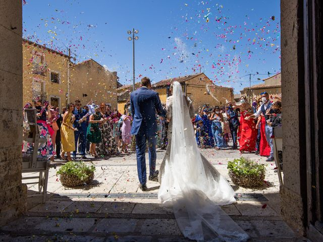 La boda de Francisco y Sofía en Valladolid, Valladolid 23