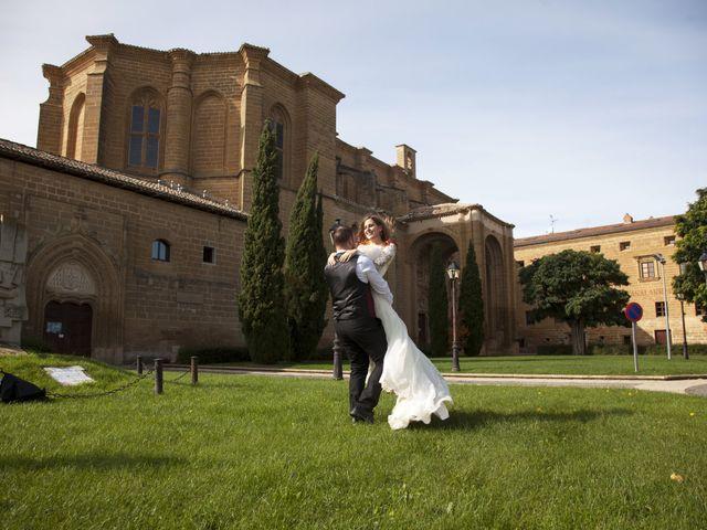 La boda de Roberto y Anna en Logroño, La Rioja 3